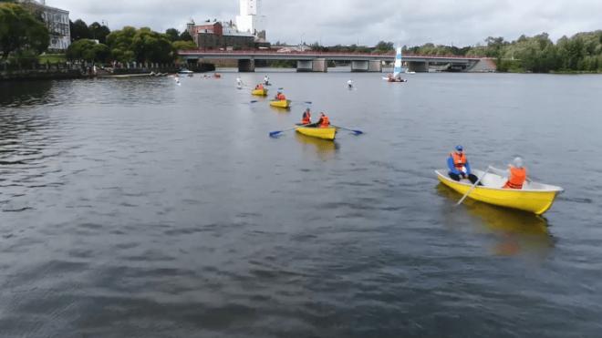 Осенью в Выборге пройдет областной фестиваль водного туризма