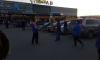 """На Московском шоссе гипермаркет """"Лента"""" эвакуировали из-за ложной тревоги"""