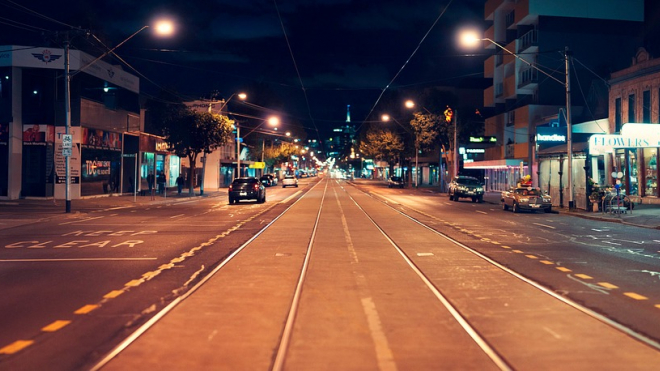 Трамваи в Приморском районе на время ремонта путей заменят электробусами