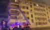 При пожаре в коммуналке на Обводном канале пострадали два человека