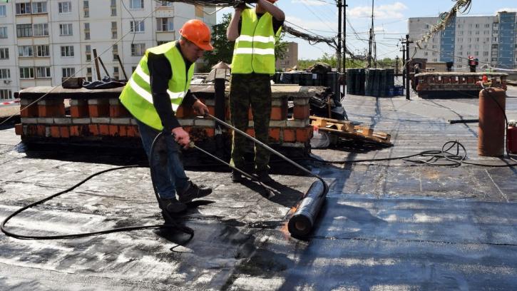 На ремонт общего имущества в многоквартирных домах власти города выделили 5 миллиардов рублей