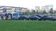 В ДТП на Просвещения пострадали 7 автомобилей