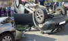 Накануне вечером в Кировском районе попал в аварию гражданин Алжира