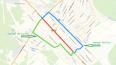 Время перекрытия участка автодороги М-10 в Тосно 9 мая и...