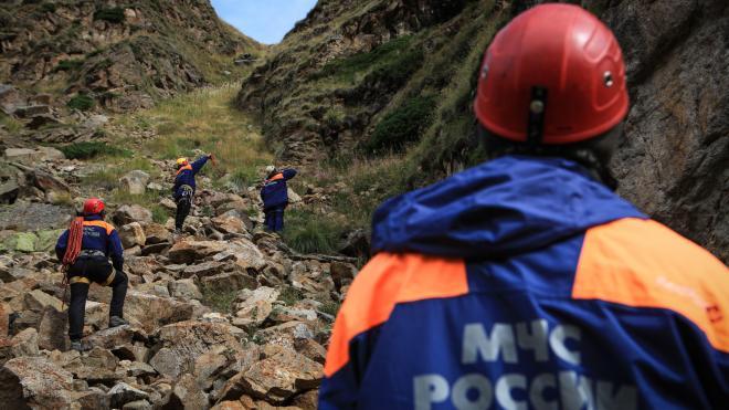 81-летний альпинист из Петербурга погиб в Кабардино-Балкарии