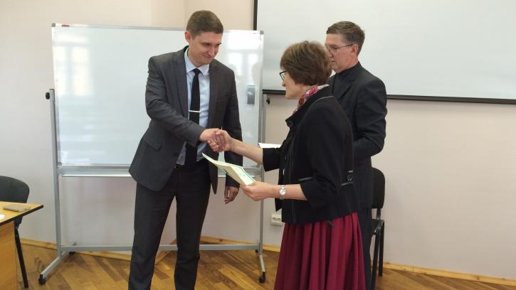 Петербургские дорожники проходят переподготовку в Высшей экономической школе