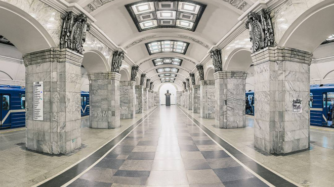 Итог работы петербургского метро: в этом году установлен рекорд по перевозке пассажиров
