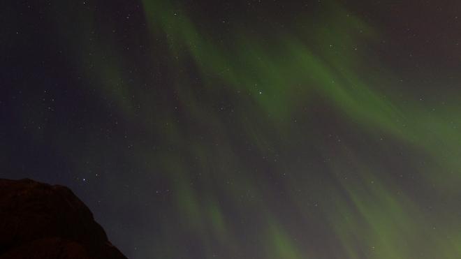 Петербуржцы-полуночники смогут посмотреть на северное сияние