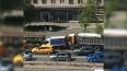 Три грузовика на Народной улице собрались в мятый ...