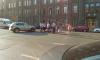 На 1-ой Красноармейской улице бежевая иномарка сбила мотоциклиста