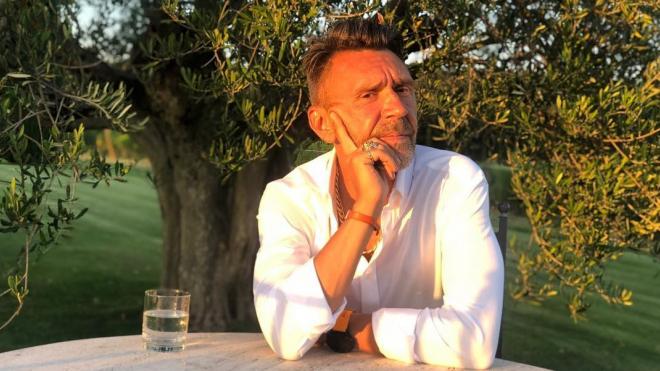 Сергей Шнуров написал песню для фильма о Гоголе