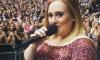 Певица Адель намерена прекратить гастролировать