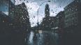 В воскресенье в Петербурге пойдет мокрый снег с дождем