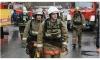 Пожар в Купчино: 27 человек спасено, эвакуация продолжается