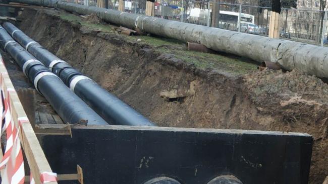 «Теплосеть Санкт-Петербурга» получает 3 млрд рублей на модернизацию изношенных трубопроводов