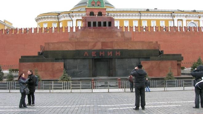 Экс-агент ЦРУ предложил на время украсть Ленина, чтобы насолить Путину