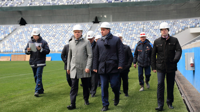 Спортивный кластер в Нижнем Новгороде - отличная задумка города для развития и продвижения спорта