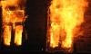 В Нижегородской области горят девять жилых домов