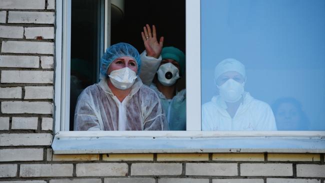 Ленобласть планирует число коек для больных COVID-19 примерно на 500