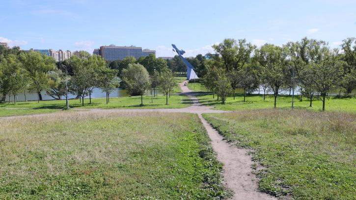 В следующем году начнется благоустройство парка Авиаторов