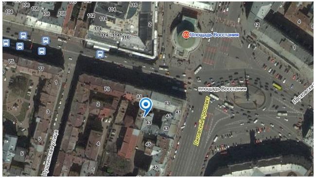 """Владелец """"Васаби"""" и """"Розарио"""" продает здание на Невском, 81"""