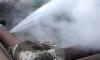 Аварии на трех тепломагистралях в Петербурге устранены