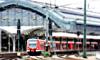 В Испании попал в аварию поезд с пассажирами