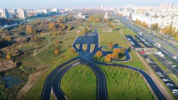 Песочный дворик и детский комплекс появятся в Муринском и Пионерском парках