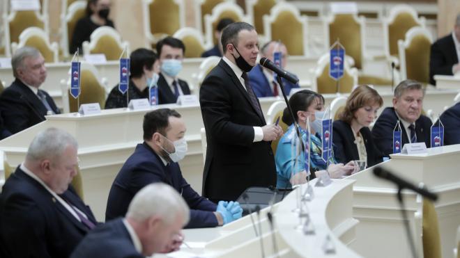 Петербургский ЗакС предложит ввести дистанционную форму обслуживания населения