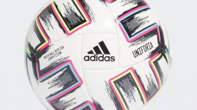 """Эксперты рассказалиоб официальном мяче """"Uniforia"""" для Евро-2020"""