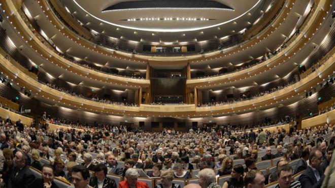 До конца 2020 года Мариинский театр планирует представить публике три премьеры