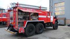 Ленобласть купит 12 автомобилей для пожарников