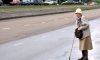 В Калининском районе джип сбил старушку
