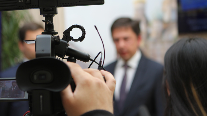 Съемки фильма на три дня перекроют улицу Рубинштейна