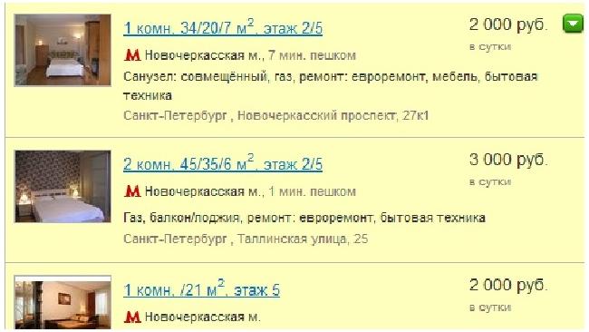 Аренда квартир в Петербурге дорожает в разы