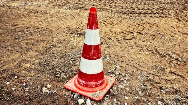 На федеральных трассах в Ленобласти продолжается ремонт