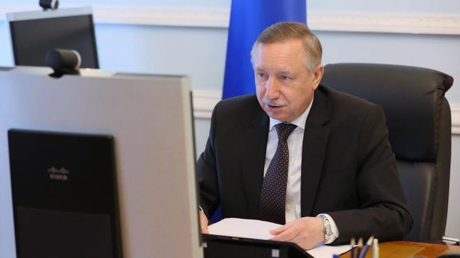 Беглов ввел персональную ответственность чиновников за согласованные мероприятия