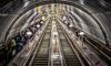 В Новый год и Рождество петербургским метро воспользовались почти 250 тысяч человек