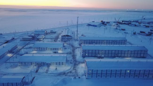 """""""Арктик СПГ 2"""" заключила новые контракты на продажу газа"""