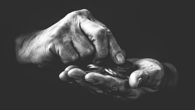 Пенсии неработающих пенсионеров в РФ выросли в среднем на 1039 рублей