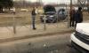 В Колпино такси вылетело на обочину, есть пострадавшие