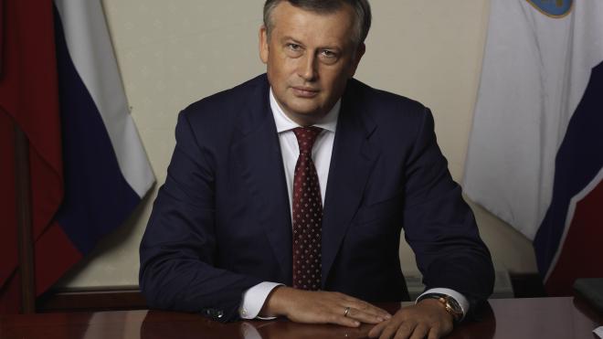 Губернатор Ленобласти вошел в консультативную комиссиию Госсовета