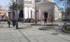 Петербуржцы вышли на крестный ход вокруг Андреевского собора