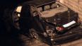 BMW влетел в подземный переход на Савушкина, четверо ...