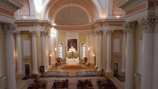 Органный концерт в базилике Святой Екатерины