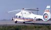 На борту пропавшего в Ленинградской области вертолета было два человека