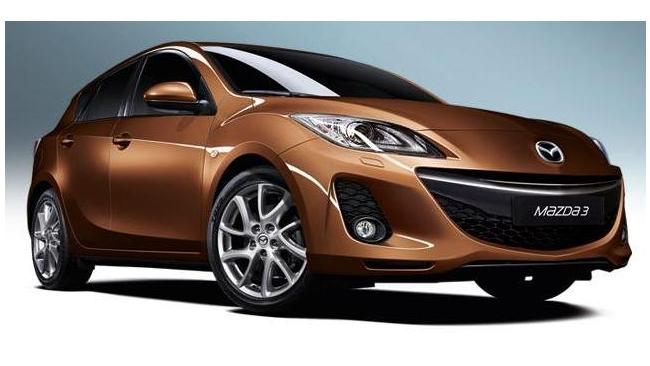 Mazda приедет во Владивосток