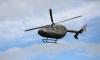 Четыре человека погибли при падении военного вертолета в Греции