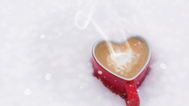 День всех влюбленных в Выборге начался с потепления и гололедицы