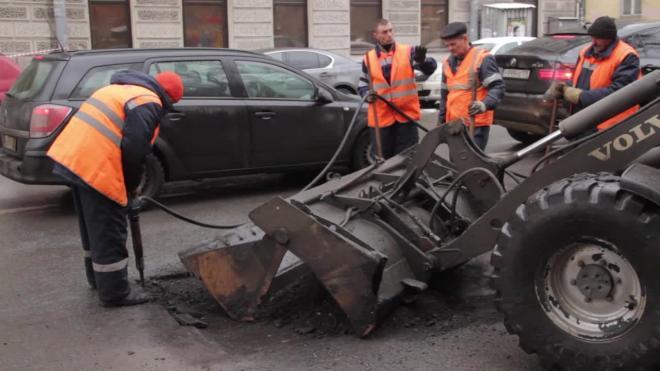 Пулковское шоссе на выезд из города ограничат до середины октября